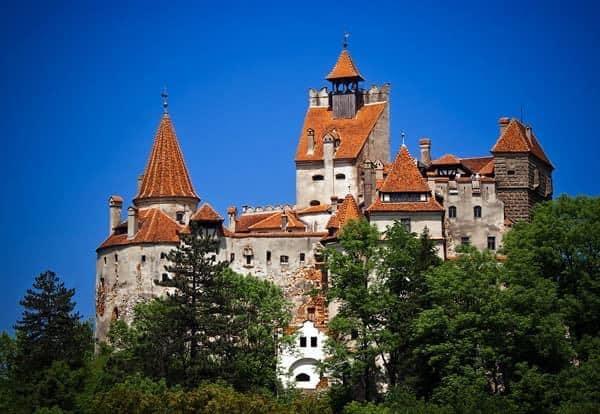 """""""El Conde de Transilvania"""" ... Rumania"""
