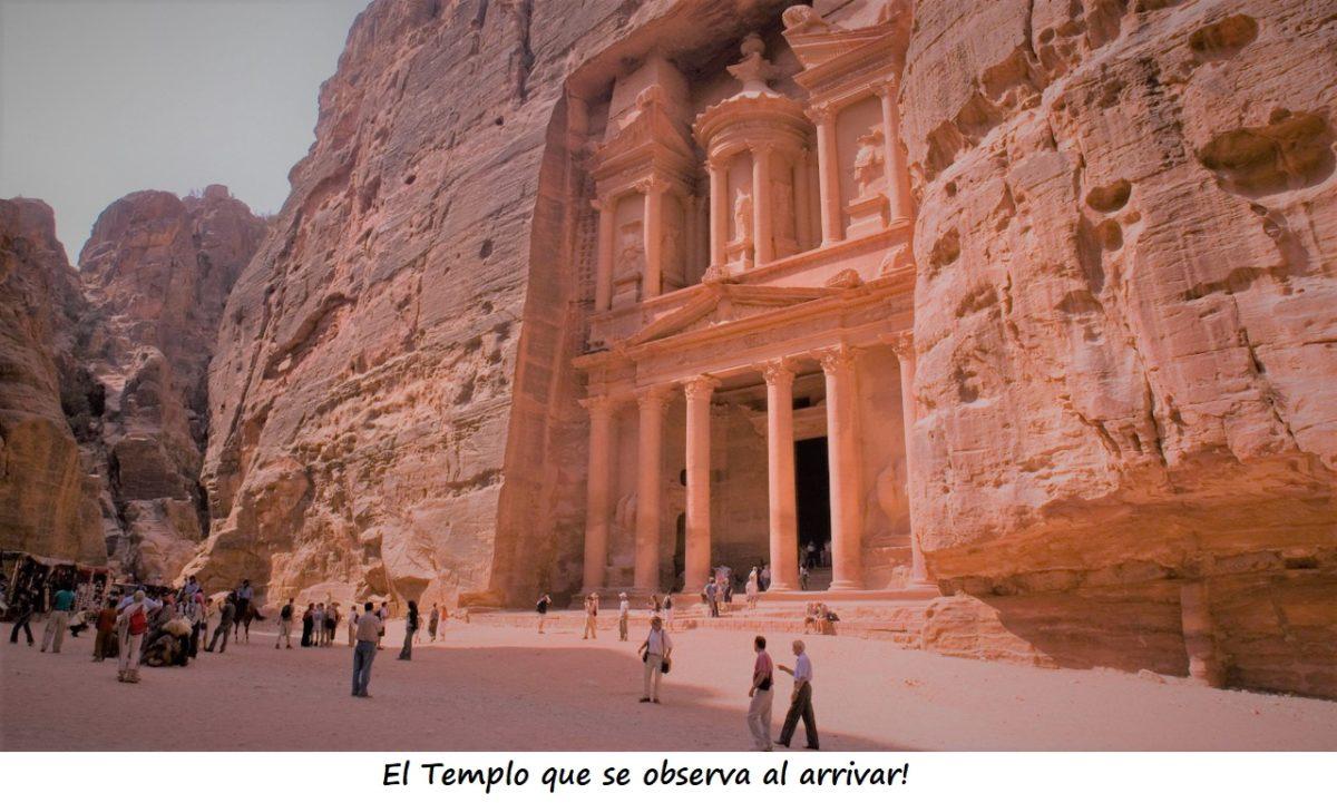 """""""Petra, Jordania: La Ciudad Rosa del desierto"""""""
