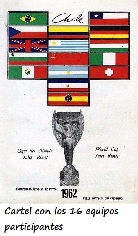 """Ilusión de niño en el """"Mundial de Fútbol 1962""""...   Córdoba, Ver"""