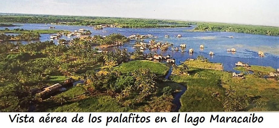 """""""Palafitos en el Lago Maracaibo"""" ... Venezuela."""