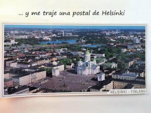 """""""Almodóvar, una sorpresa en Helsinki""""... Finlandia."""