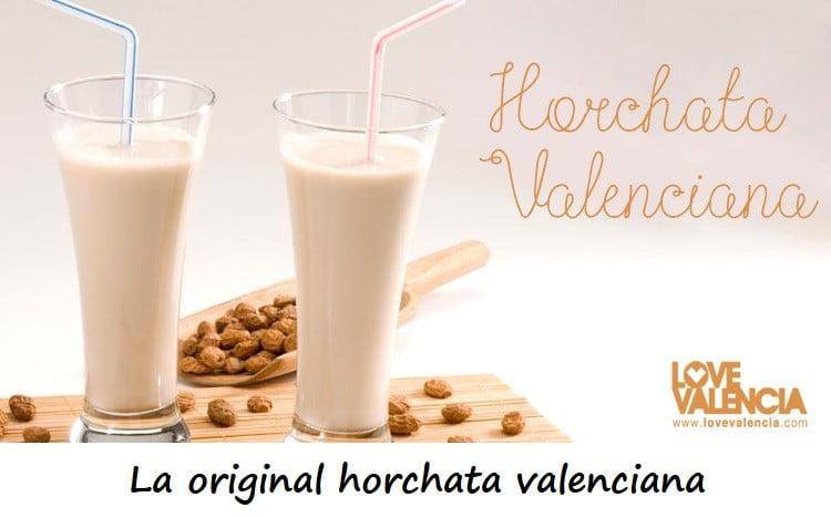 """""""La Horchata"""" ... Valenciana."""