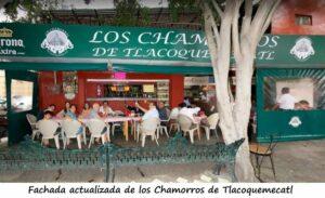 """""""Chamorros Tlacoquemécatl, Ciudad de México"""""""