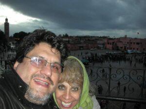 Las Ciudades Imperiales de Marruecos... Marrakech ( parte 3 )