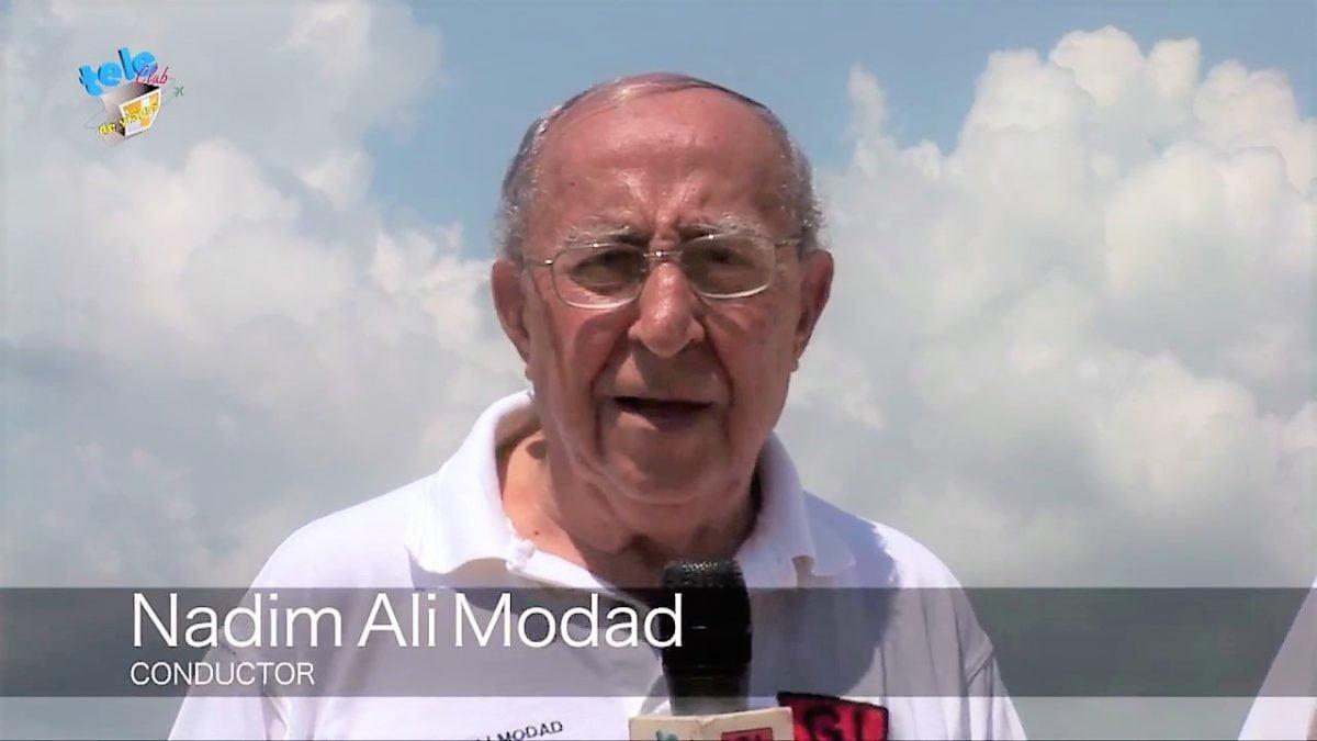 """ Nadim Ali Modad ... destacado comunicador"""