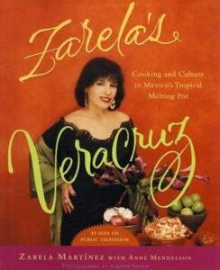 """Zarela... """"Gastronomía de Veracruz"""" en Nueva York."""
