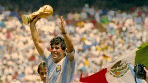 """""""Maradona ...México '86"""""""