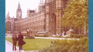 """""""Visita a Londres"""" y:...""""iAdiós Inglaterra !"""""""