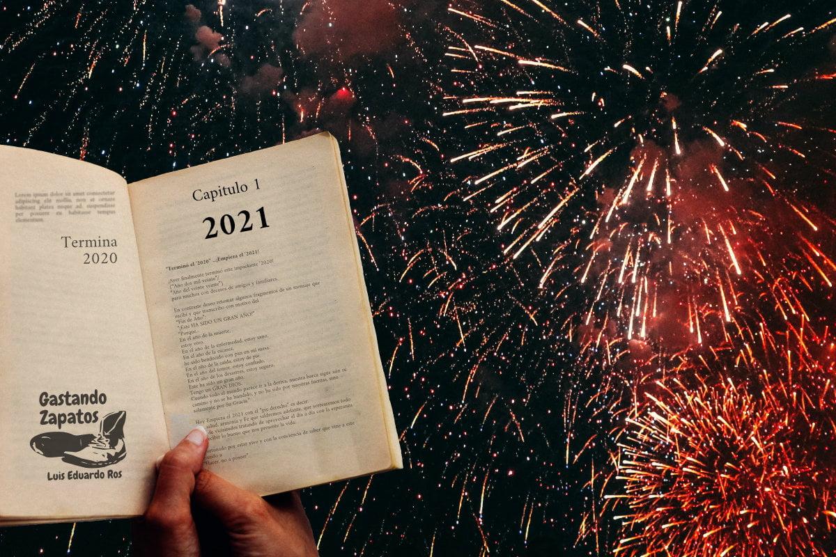 """""""Terminó el '2020"""" ...¡Empieza el '2021!"""