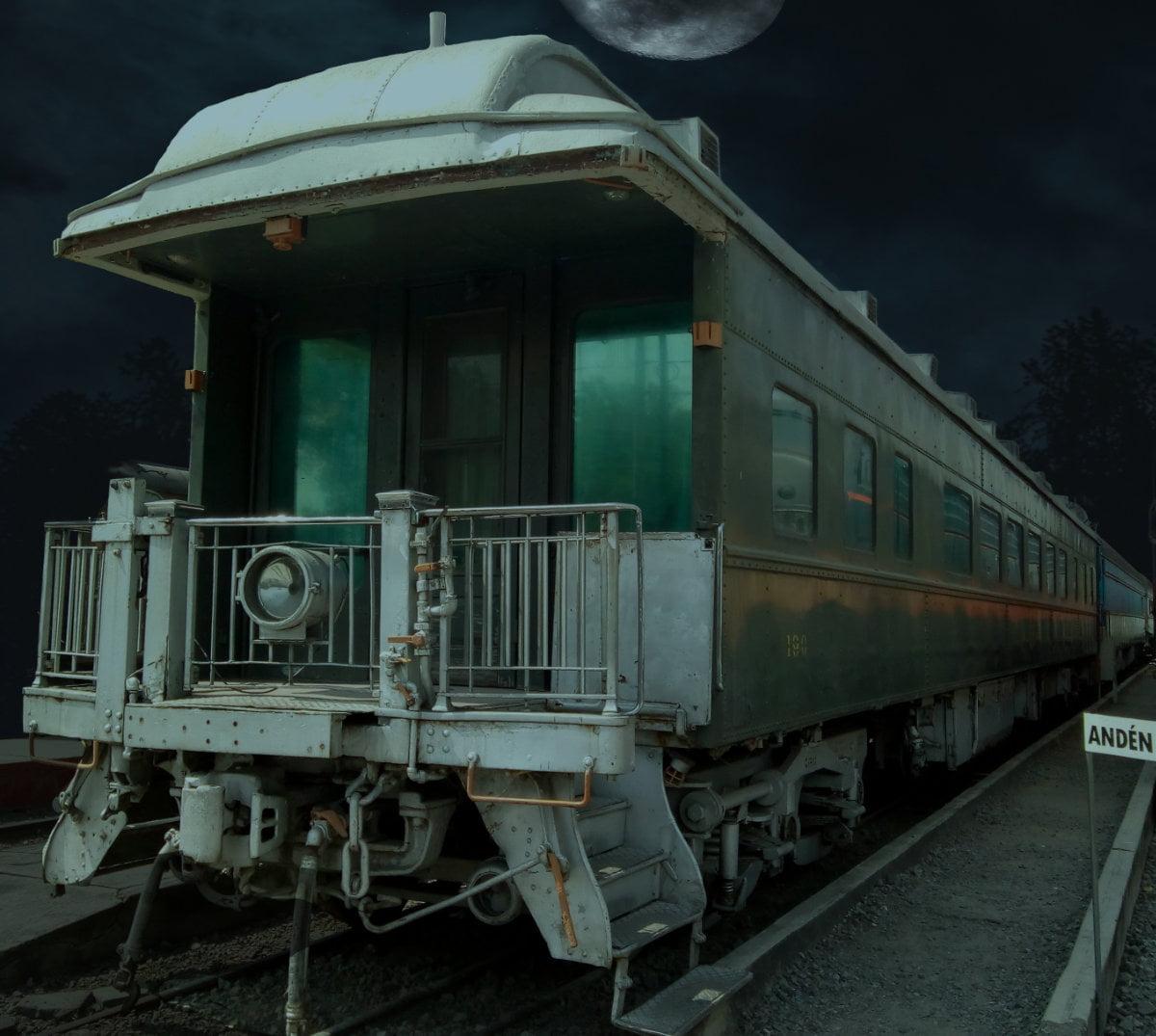"""""""El Mexicano… Nocturno"""" ...Ferrocarril"""
