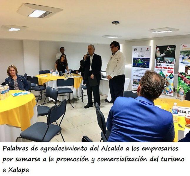 """""""Presencia de Xalapa en la CDMX en un día"""""""